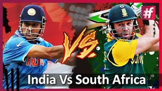 #fame cricket -​​ India vs South Africa : T20  World Cup Semi-Final 2014