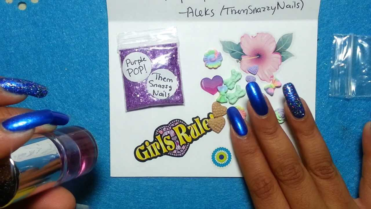 3d polymer clay nail art review youtube 3d polymer clay nail art review prinsesfo Choice Image