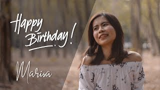 Gellen Martadinata - Selamat Ulang Tahun ( Unofficial Music Video & Lyric )