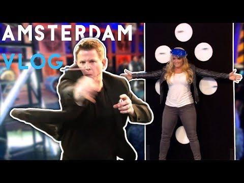 Amsterdam TV Show | VLOG | Rick Smith Jr.