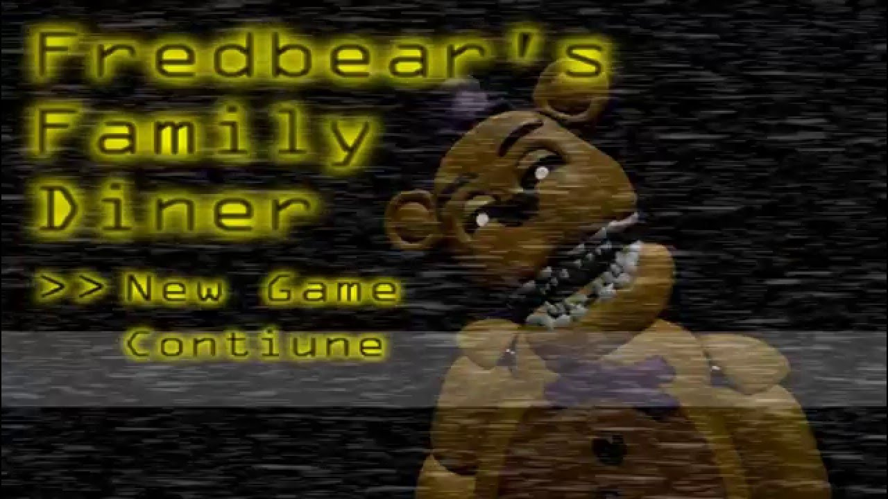Fredbears family diner demo play now - Fredbear S Family Diner Demo V2 1 Fan Made New Link