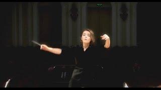MAHLER: Adagio from Symphony No. 10 •• Anna Rakitina ••
