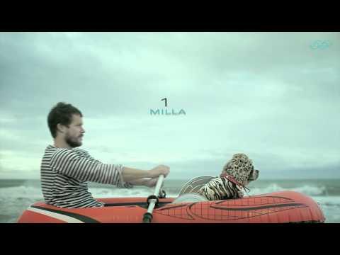 MAREMOSTRA 02 - Spot 2013 - Joe McNamara y su tigre Darwin