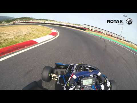 RMCGF 2015 track preview Rotax 125 MAX DD2