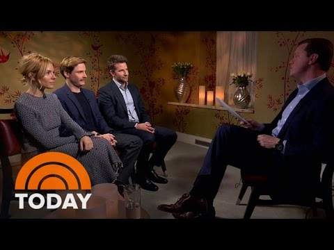 Bradley Cooper And 'Burnt' Stars Go 'Off The Rails' | TODAY