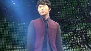 박시환 Park Sihwan - 흰눈이 오면 (강남역 게릴라콘 직캠 ver )