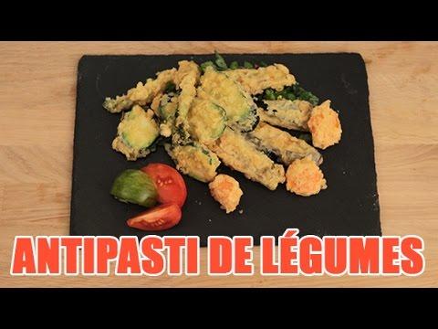 Recette antipasti italiens de l gumes grill s youtube - Antipasti legumes grilles ...