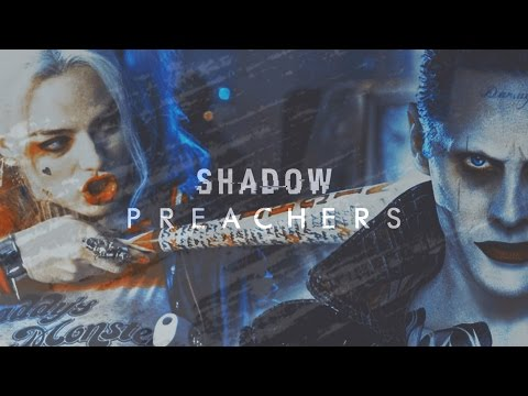 ● Shadow Preachers | The Joker + Harley Quinn