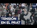 [SENTENCIA JUICIO PROCÉS] Tensión en el Aeropuerto de Barcelona