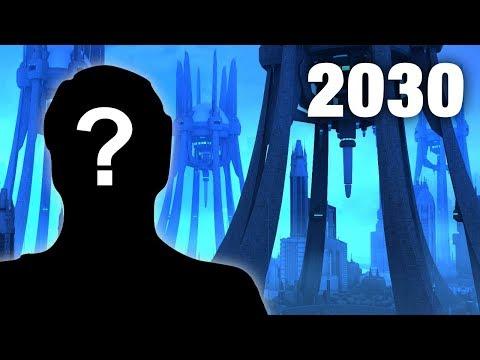 Time Traveler Reveals 2030 President