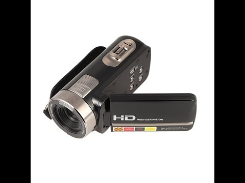Kingear D009 Digital Video Camcorder Review