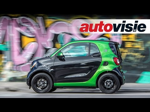 Review Smart Fortwo Electric Drive - by Autovisie TV