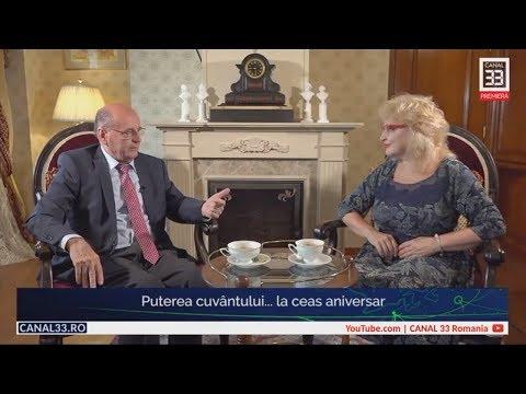 De vorbă cu Mihaela Tatu, Prof. Dr. Dumitru Constantin Dulcan