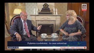 Puterea cuvântului - cu Prof. Dr. Dumitru Constantin Dulcan