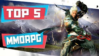 🎮TOP 5: MMORPG De Pocos Requisitos / TOP 5 MMORPG Low Requirements + LINKS Free To Play Online│#3