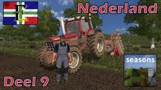 Farming simulator 2017 SEASONS | NEDERLAND | Wat is de stand?