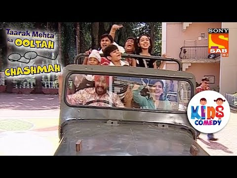 Tapu Sena Gives Their Best Shots | Tapu Sena Special | Taarak Mehta Ka Ooltah Chashmah