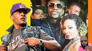 Floyd Mayweather Disrespects T.I. Marriage AGAIN Tiny CONFESSES They FLIRTED & More!