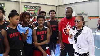 TwinSportsTV: Interview with Alabama Heat Elite 8th Grade Team
