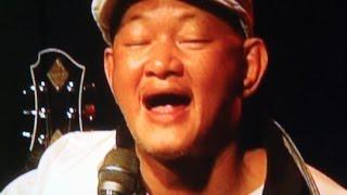 天使のダミ声 木村充揮の代表曲のひとつ。嫌んなったという割りにとって...