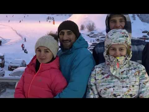 Поездка в Хвалынск! Январь 2019