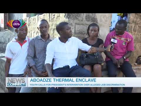 Aboadze Youth call for President's intervention in Aboadze Thermal Enclave