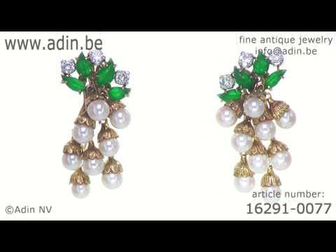 GOLD PLATINUM ANTIQUE JEWELERY houston // Platinum-Gold-Alloy Jewelry