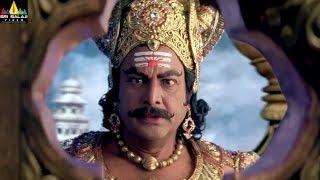 Mohan Babu Scenes Back to Back | Yamadonga Movie Scenes | Jr NTR, Rajamouli | Sri Balaji Video