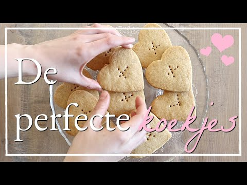 De Perfecte Shortbread Koekjes! Koken Met Pauline   Lifestyle Spot