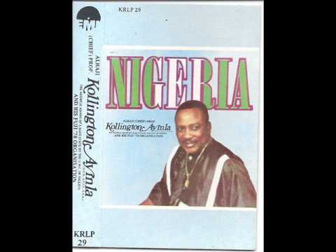 Alhaji Kollington Ayinla  Nigeria  2