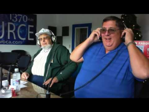 Jim Penna and Carl Berry Interview   Silver Springs Radio Club