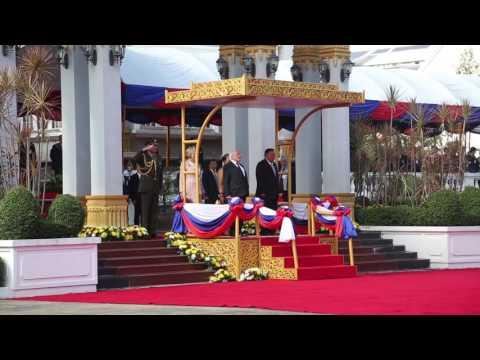 Laos, Ireland enhance cooperation