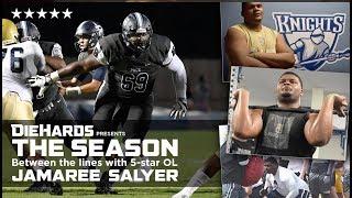 Diehards presents: The Season with 5-star OL Jamaree Salyer (Chapter 2)