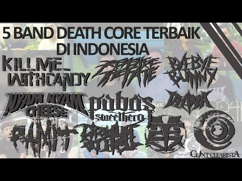 5 BAND DEATHCORE TERBAIK DI INDONESIA
