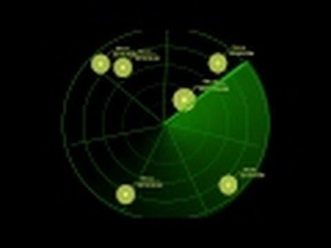 Radar with sound