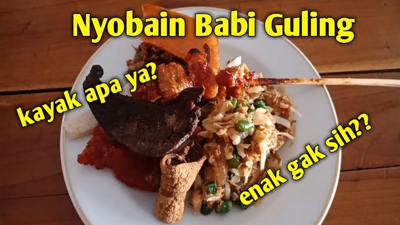 Babi Guling Bu Ella Makanan Khas Bali Yang Enak Banget Kuliner