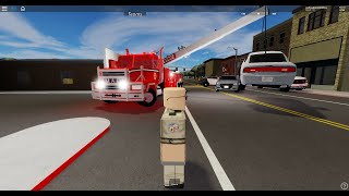 ROBLOX roseford county heavy rescue tow truck
