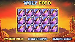 Wolf Gold Big Win - A Game By Pragmatic Play.