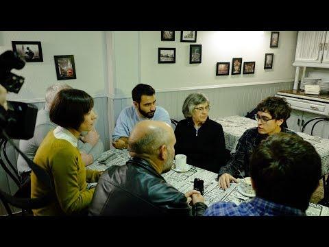 PRECARIEDADE, DEREITOS E FUTURO. Conversa no Bar Oroña con Néstor Rego e Ana Pontón