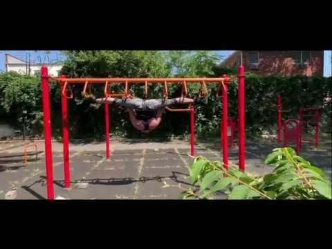 Street Stretching Motivation Alex Lee