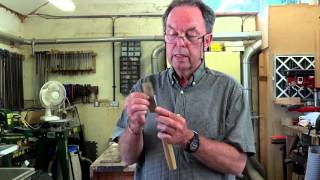 How To: Sharpen Woodcarving Tools