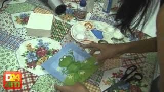 Artesanato – Método simples de fazer artesanato em casa