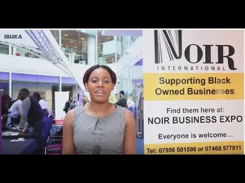 Noir International Black Business Expo 2015