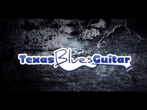 Texas Blues Guitar Vid 1 - Texas Rake (Sample)