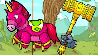 Pinata Hunter 2 Full Gameplay  Walkthrough