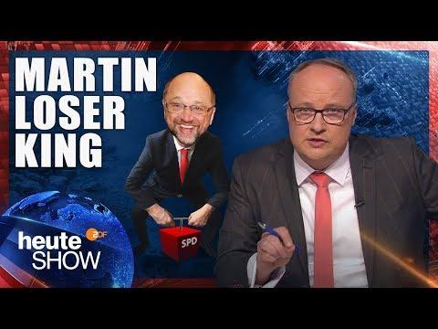 Martin Schulz – von Hero zu Zero in nur elf Monaten | heute-show vom 16.02.2018