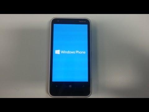 Windows Phone 8 - Interface e configurações