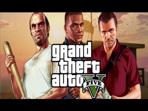 Review a Grand Theft Auto V