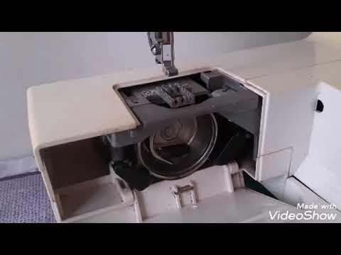 Cómo limpiar y engrasar la máquina de coser ¡muy sucia! La
