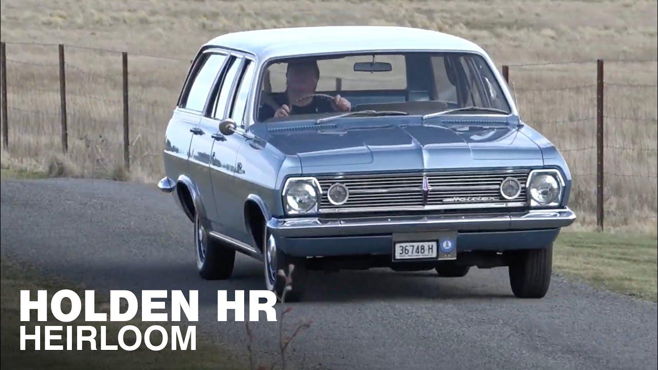 Holden HR Heirloom: Classic Restos - Series 48